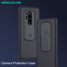 Camera Protection Case For Oneplus 8 Pro NILLKIN Slide Protect Cover Lens Protection Case For Oneplus8 /One plus 8 Pro digital pro lens protect brass