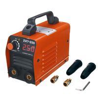 250A Mini Electric Welding Machine Portable Digital MMA ARC DC Inverter Plastic welder Weld Equipment Digital Display