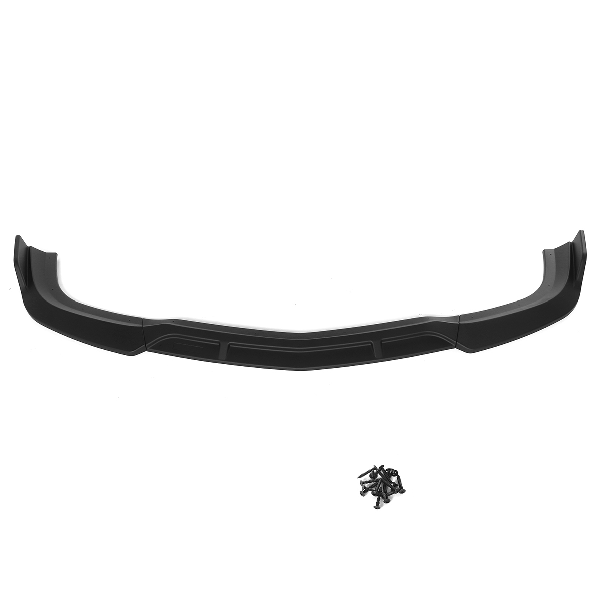 High Quality Car <font><b>Front</b></font> Bumper Splitter <font><b>Lip</b></font> Deflector <font><b>Lips</b></font> Spoiler Diffuser Protector Cover For Mercedes For <font><b>Benz</b></font> <font><b>W204</b></font> 2008-2014 image