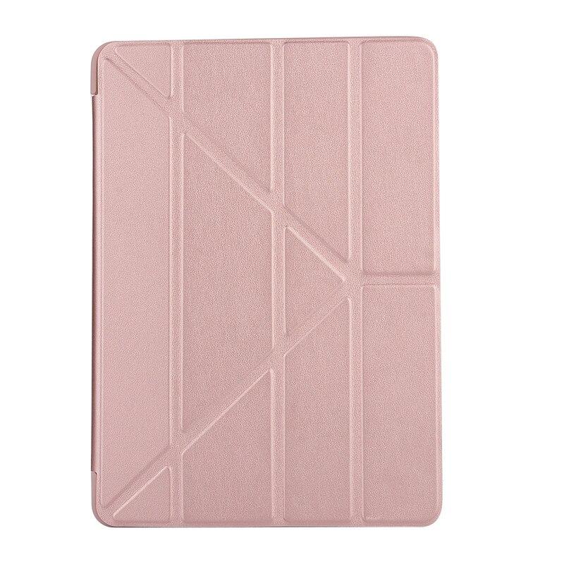 Rose Gold Blue Ultra Slim Soft TPU Back Cover Case For Etui iPad 2019 10 2 10 2 A2197