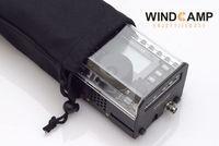 4 Onderdelen Bescherm Cover Case + Heatsink Kits Voor Elecraft KX3 Transceiver + Tas