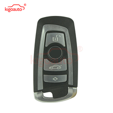 YGOHUF5662 smart key 4 button 315Mhz for BMW X3 5 7 series 2010 2011 2012 car key CAS4 kigoauto