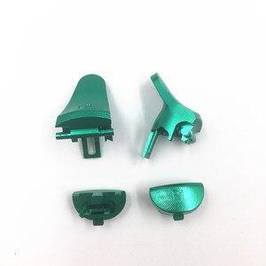 Image 4 - โลหะอลูมิเนียมL1 R1 L2 R2 Extender Triggerปุ่มControllerสำหรับSony Playstation 4 Pro PS4 Pro JDM 040 JDS 040 JDM 055