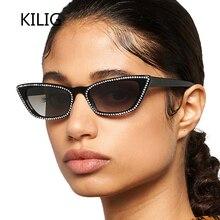 KILIG Fashion Cute Sexy Ladies Cat Eye Sunglasses