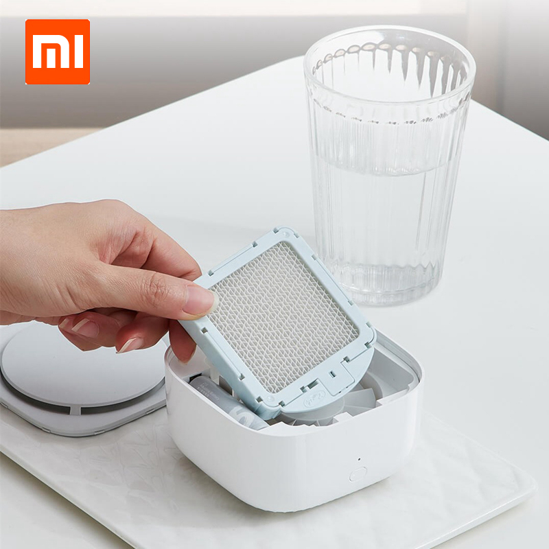 In-Stock Original Xiaomi Mijia Mosquito Repellent Killer No Heating Fan Drive Portable Insect Repeller Timing Function Repellent