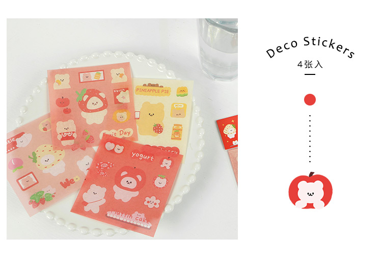 de fotos decoração selo de papel diy masking washi adesivo