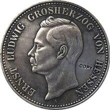 1898 Пособия по немецкому языку 5 копия монет 38 мм