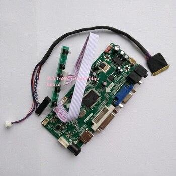 "Kit for LTN156HT01-201 Controller board HDMI LCD 1920X1080 15.6"" LED DIY Monitor M.N68676 LVDS 40pin VGA DVI Panel Screen"