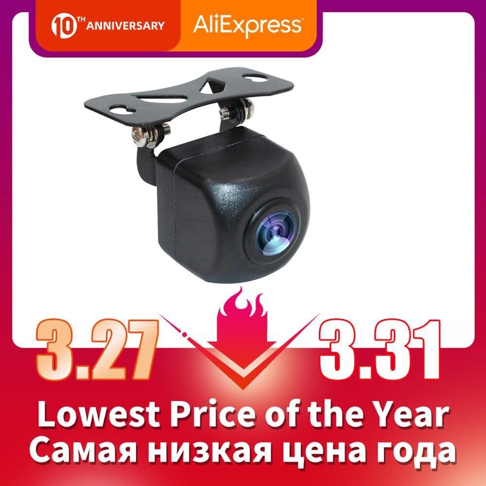 Caméra de recul voiture AOSHIKE SONY MCCD Fisheye caméra de recul automatique caméra de recul grand Angle Vision nocturne HD caméra d'assistance au stationnement