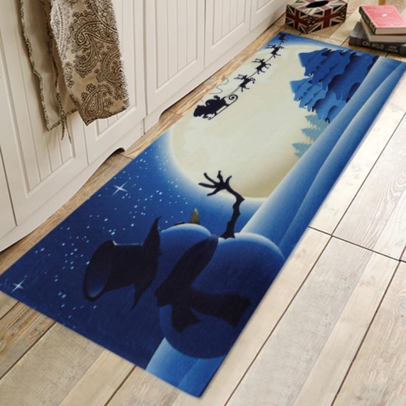 Christmas Snowman Area Rugs Carpet