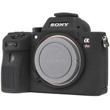 Kamera Abdeckung für Sony A7II A7R2 A7M2 A7S2 A7III A7R3 A7M3 a9 A7R4 Pro Kamera Abdeckung für Sony High Grade litschi Textur