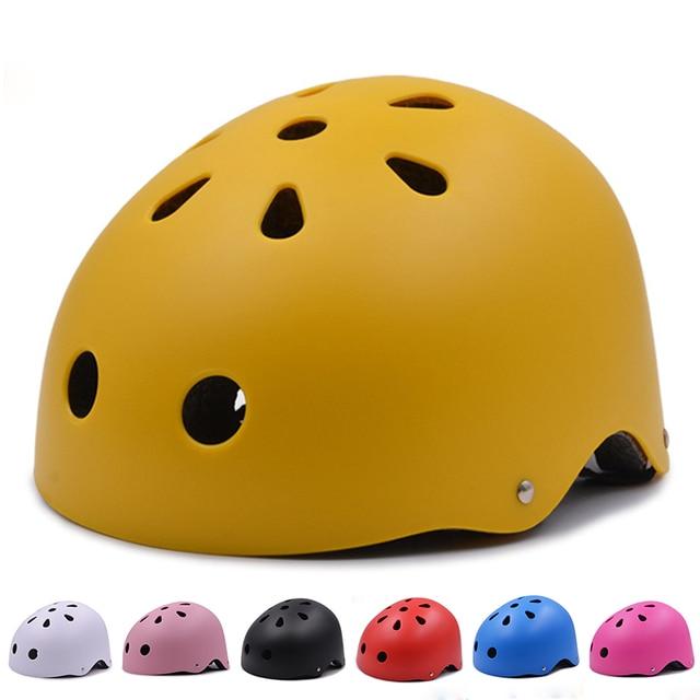 Redondo mtb capacete da bicicleta crianças/adultos acessórios do esporte das mulheres dos homens ciclismo capacete cabeça ajustável tamanho montanha estrada capacete 1