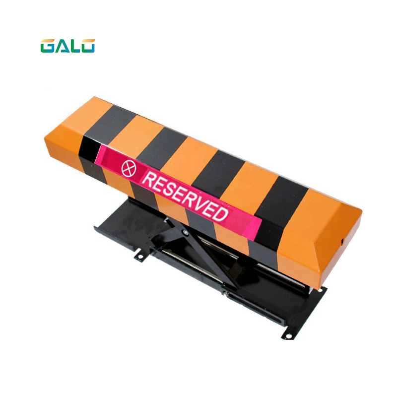 Factory X Type Remote Control Automatic Car Parking Space Lock