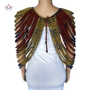 Image 5 - Colliers en tissu imprimé Ankara africain, avec sangles, accessoires de mode, cadeau, châle, SP002, 2020