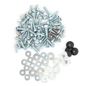 Image 5 - Artudatech corpo plásticos quadro do assento parafuso kit apto para yamaha yz yzf wr 85 125 250 400 450 acessórios da motocicleta peças