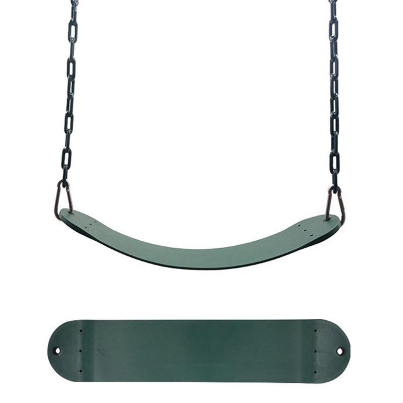 Swing Seat For Kindergarten Kids Heavy Duty 300KG/661LB Weight Limit Outdoor Playground Swing Accessories