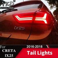 Tail Lamp For Car Hyundai IX25 LED Creta 2016 2018 Tail Lights Fog Lights Daytime Running Lights DRL Tuning Cars Car Accessories