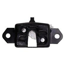 1 шт. Черный Автомобильный замок задней двери для Nissan Navara D40 2004-2012 90503-JT30A 90503-EB700
