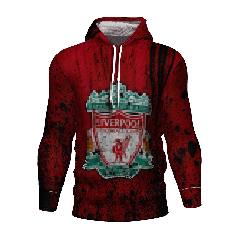 Liverpool Fc Soccer Jerseys 2018 2019 Football 3d Hoodies Men/kids Tracksuit Liverpool Football Kit Training Hoodie Sweatshirt