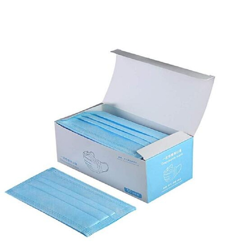 100 disposable surgical mask