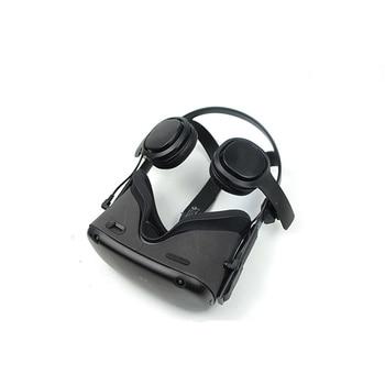1pair Enclosed VR Game Headphone for Oculus Quest/ Rift S for PSVR VR Headset Wired Earphone Left Right Separation VR Headphones 4