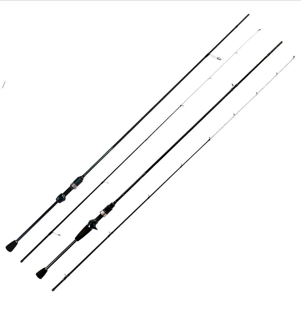 Tsurinoya isca finesse ajing vara de pesca