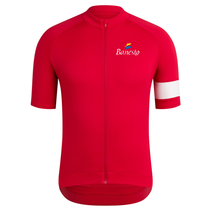 2020 Мужская велосипедная Джерси летняя рубашка с коротким рукавом