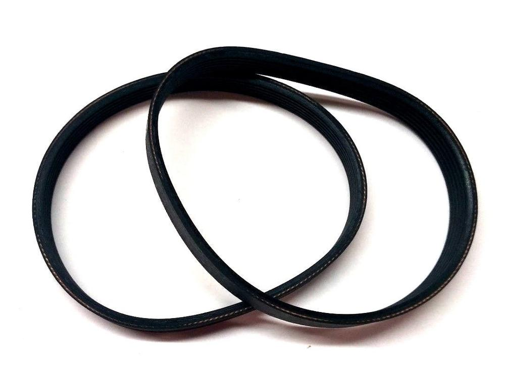 Planer Replacement Drive Poly V Belt 135J-6 For Delta 22-540 22-546 TP300, Ryobi AP10  - 2 Pack