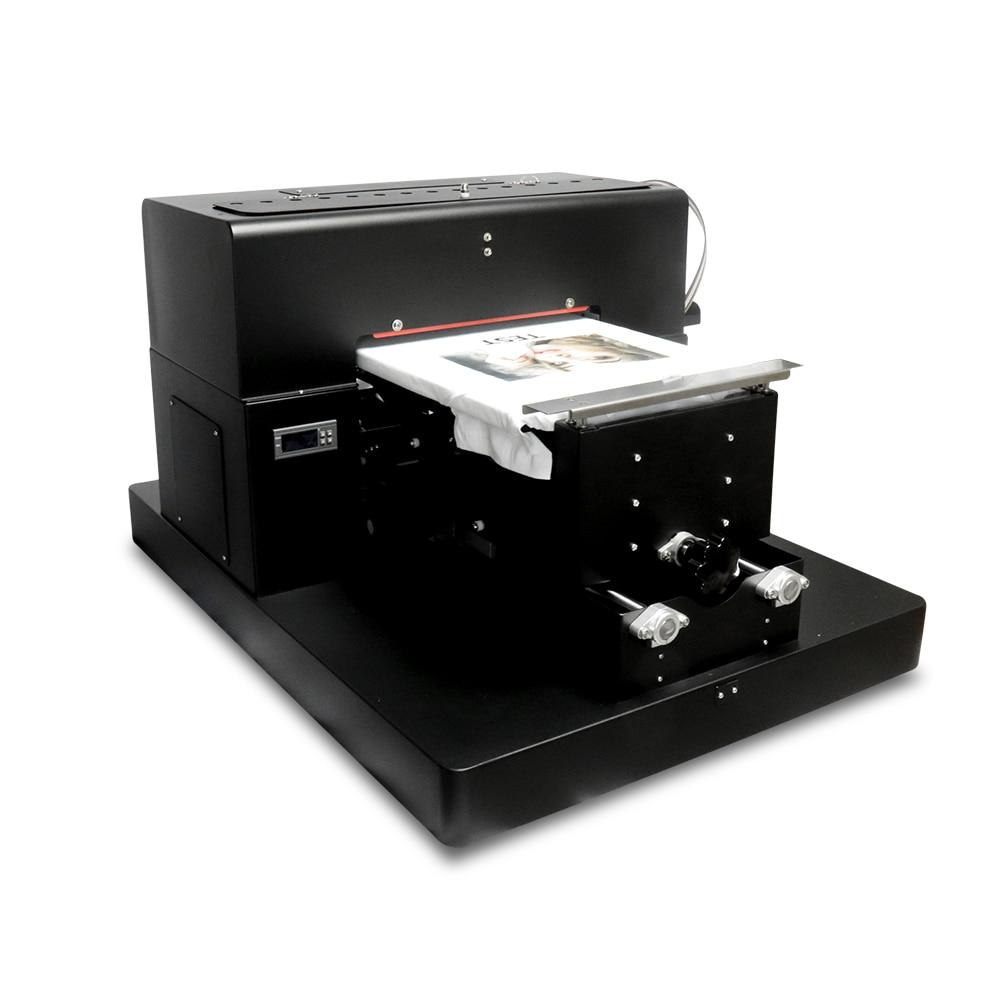 A3 méretű DTG nyomtató síkképernyős nyomtató póló, textil, - Irodai elektronika - Fénykép 2