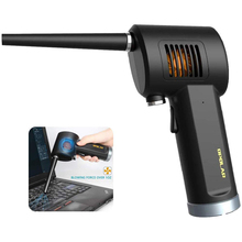 Air-Duster Computer-Cleaning Can-Of-Air Compressed-Air-Can--Spray-Duster Electric Cordless