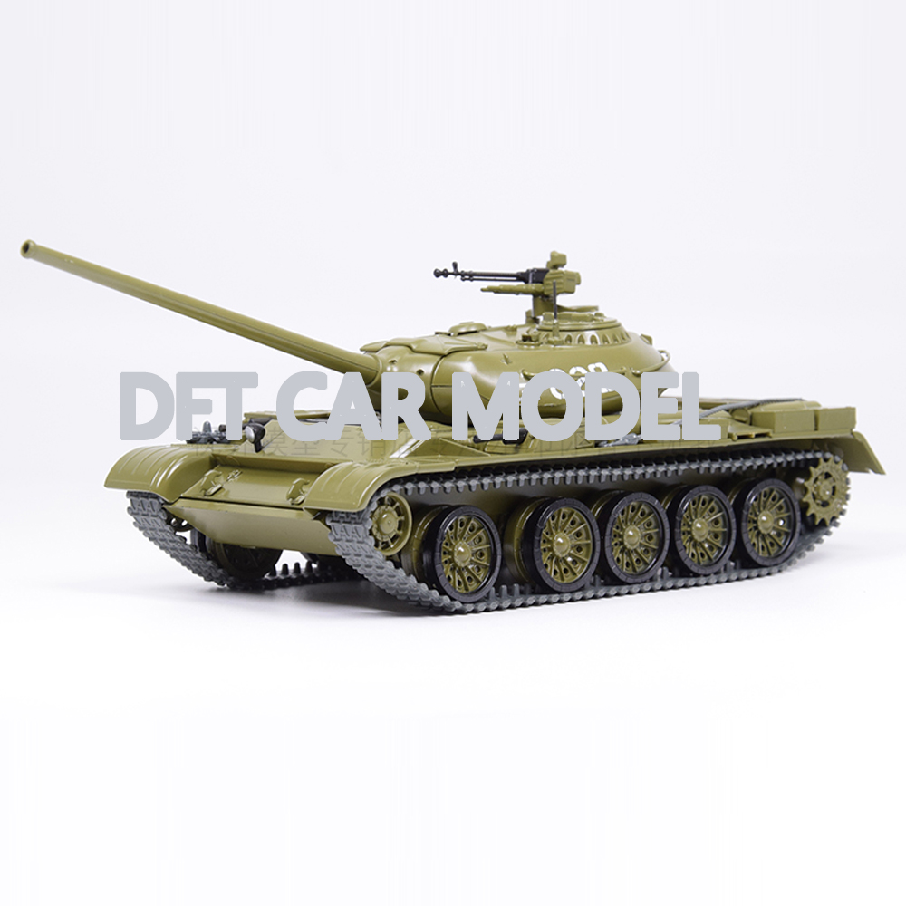 1:43 Scale Alloy Toy T-54-1 Model Of Children's Toy Tank Model Original Authorized Authentic Kids Toys