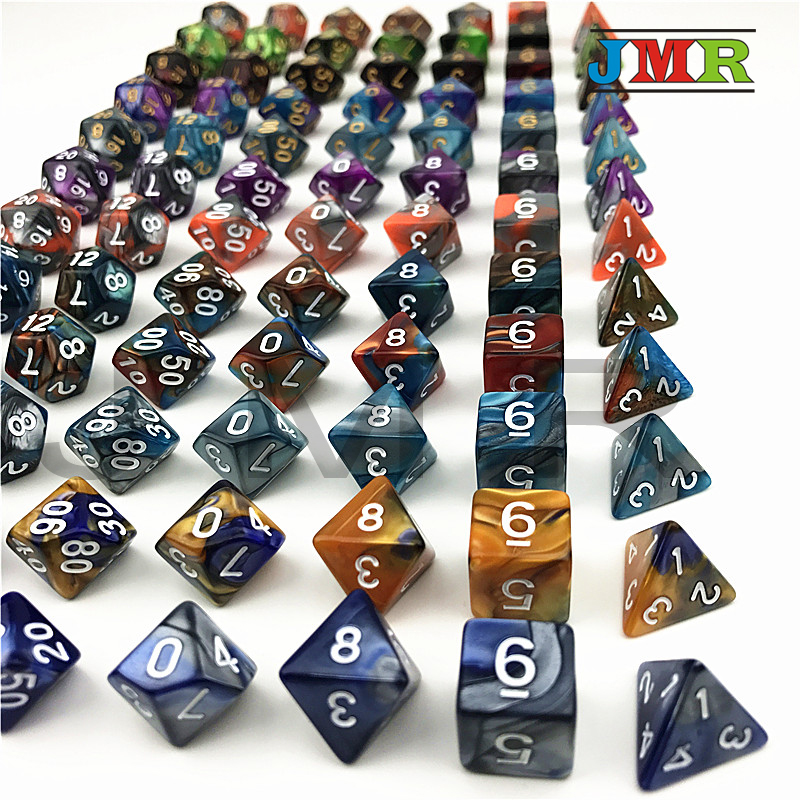 Top Quality Hot Sale Polyhedron Role Playing Game for Cube Game,Dungeons and Dragons Rpg Dice image