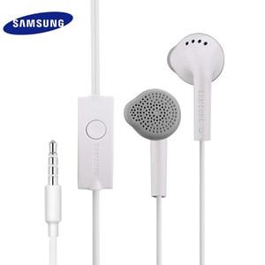 Image 1 - Samsung EHS61 kulaklık Stereo ses bas kulakiçi Mic ile kulaklık Galaxy S6 S7 kenar S8 S9 S10 artı J4 j6 A7 A10 A30 A50 A70