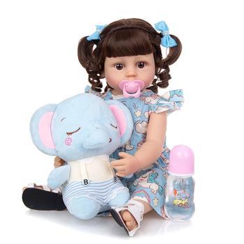 Кукла-младенец KEIUMI 22D116-C327-H37-S31-H162-T12 4