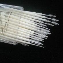100 шт., двойной Сверхтонкий зуб, зубная нить, стержни, щетка, бамбуковая палочка, уход за полостью рта, чистые зубы, остатки пищи, зубочистка