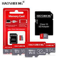 Tarjeta Micro SD Class10 GB 64GB 128GB de memoria SDXC tarjeta de memoria flash 1 GB 2GB 4GB 8GB 16GB 32GB SDHC cartao de memoria Microsd tarjeta TF para el teléfono inteligente