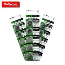 Postuman CR2016 литиевая батарея CR 2016 DL2016 CR DL 2016 3V кнопки батареи продвижение для часов 25 шт оптовая продажа