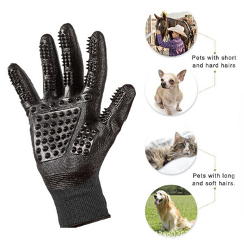 Massage Gloves for Long/Short Hair 3