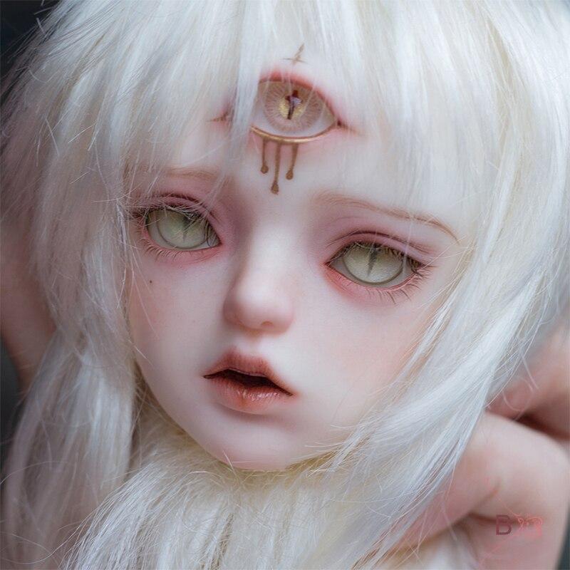 Shuga Fairy Pelette BJD Dolls Resin Model Fashion Figure Toys For Girls boys gift Dolls