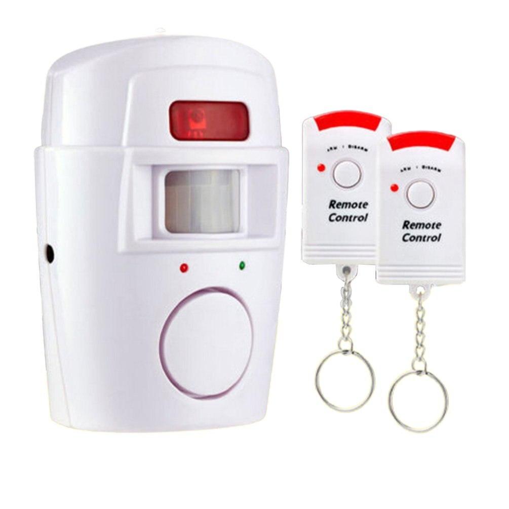 Датчик инфракрасный PIR MP с сигнализацией для домашней безопасности, детектор движения с защитой от кражи, монитор сигнализации, беспроводна...