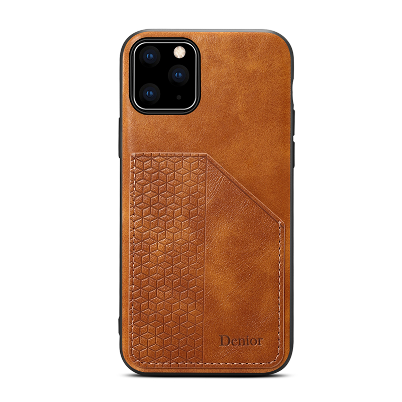 Luxury Leather Card Holder Case for iPhone 11/11 Pro/11 Pro Max 10