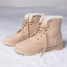Women Boots Fashion Warm Fur Women Ankle Boots Snow Boots Women Female Winter Boots Bota Women Shoes Winter Shoes Botas Mujer hot warm winter women snow boots mujer zipper fur high heels ankle boots for women fashion ladies winter shoes botas femininas