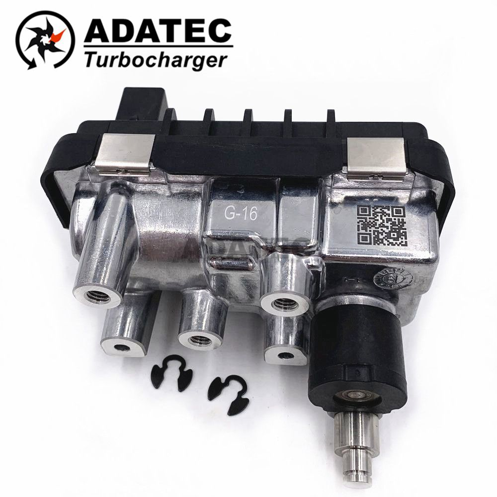 GTB1749VZ G-16 G-016 G16 786266 Turbo Charger Electronic Actuator 767649 6NW009550 For Audi Q7 4.2 TDI 250 Kw - 340 HP CCFC