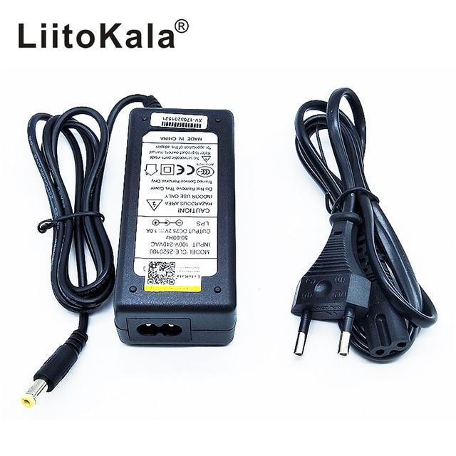 고품질 25.2V 1A 배터리 팩 충전기 전기 자동차 전용 충전기 24V 1A 폴리머 리튬 배터리 충전기