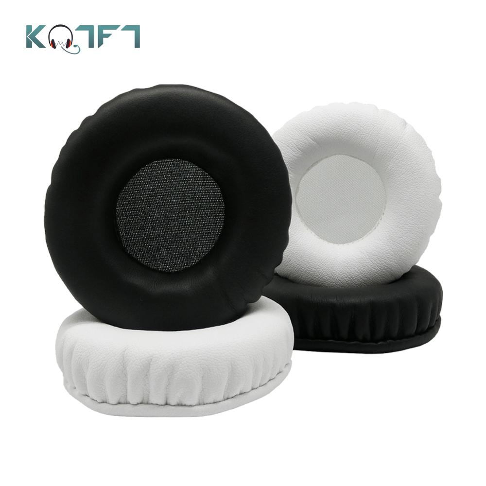 KQTFT 1 Pair of Replacement Ear Pads for Tourya B7 Wireless B-7 B 7 Headset EarPads Earmuff Cover Cushion Cups image