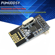 2PCS NRF24L01 NRF24L01+ Wireless Module 2.4G Wireless Communication Module Upgrade Module new