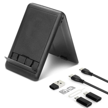 6-in-1 Multifunctional Cable Essentials Data Storage Container Holder SP99