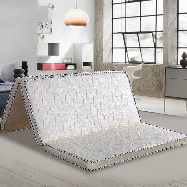Vescovo colchão massageador, colchão de coir natural para cama dupla tamanho de queen