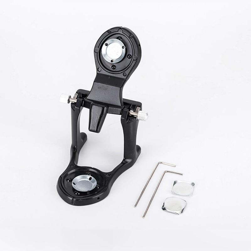Adjustable Denture Magnetic Articulator High Quality Articulator For Mounting Pre-cast Dental Models Dental Laboratory Equipment