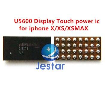 10 pçs/lote U5600 LM3373A1YKA LM3373 3373 XS-MAX LM3373A1 A2 MÓDULO de TOQUE ic para o iphone X XS
